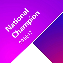 National Champion 2016/2017