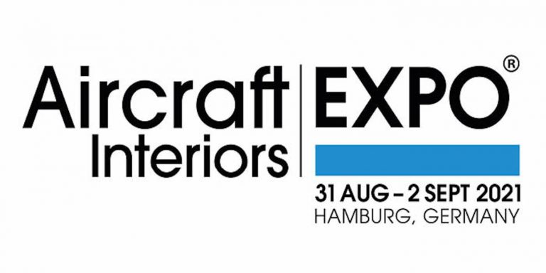 Aircraft Interiors Expo 2021 Logo