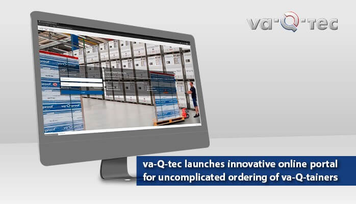 va-Q-tec opens the next chapter in its digitalization strategy with expanded customer portal
