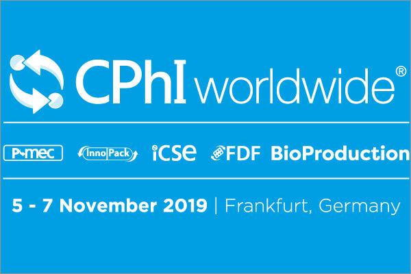 CPHI Worldwide 2019, Frankfurt