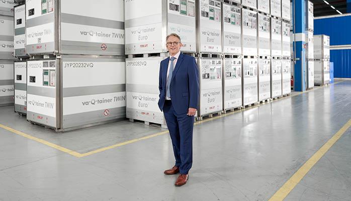 Gründer und CEO Dr. Joachim Kuhn ist Finalist beim EY Entrepreneur of the Year 2020 Award