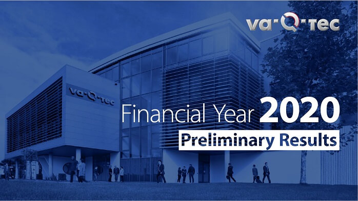 va-Q-tec reports further growth and higher profitability in FY 2020
