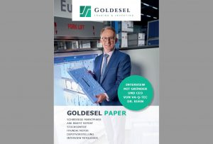 Goldesel Cover KW 12