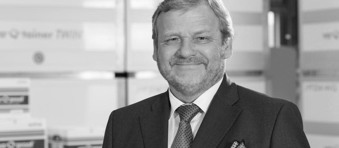 Stellvertretender Aufsichtsratsvorsitzender Uwe H. Lamann verstorben