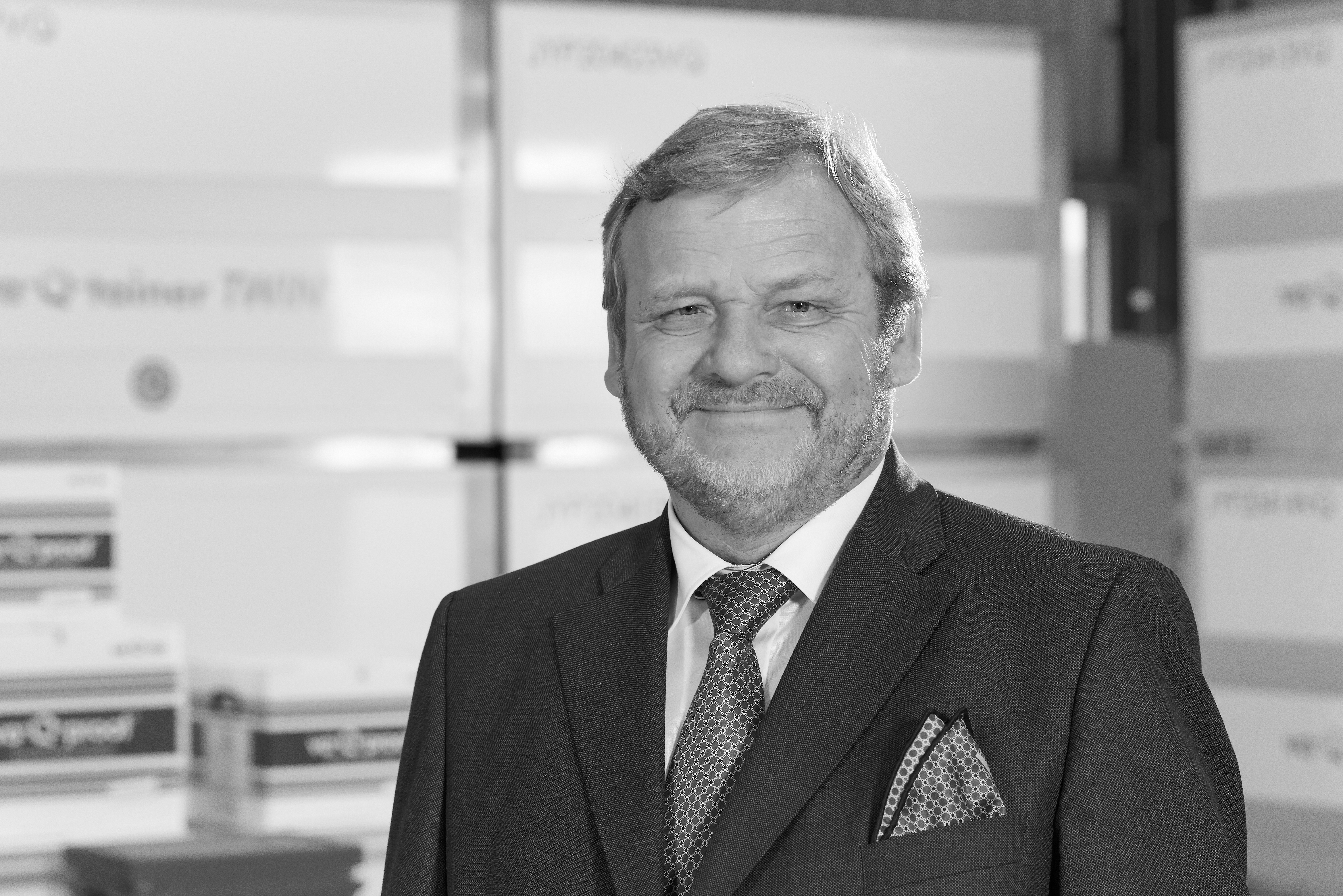 Deputy Chairman of the Supervisory Board Uwe H. Lamann has died