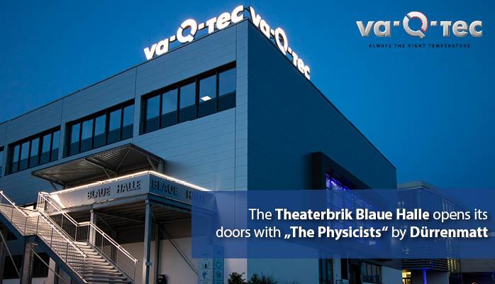 """""""Die Physiker"""" von Dürrenmatt eröffnen Ausweichspielstätte Theaterfabrik Blaue Halle"""