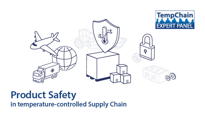TempChain Experts Panel Live Webinar 2021: Product Safety in temperature-controlled Supply Chain
