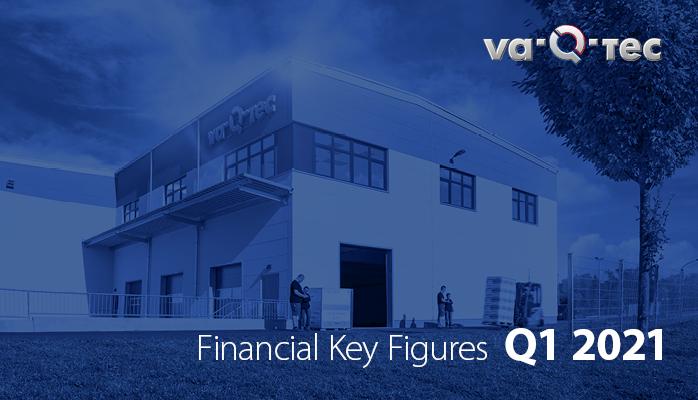 va-Q-tec verzeichnet Rekord-Quartal in allen Unternehmensbereichen; eine sehr starke Geschäftsentwicklung nimmt Fahrt auf