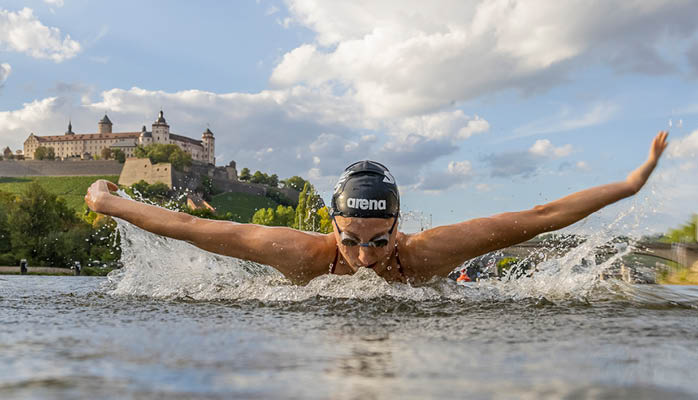 va-Q-tec supports swimming World Cup winner Leonie Beck at the Olympic Games in Tokyo