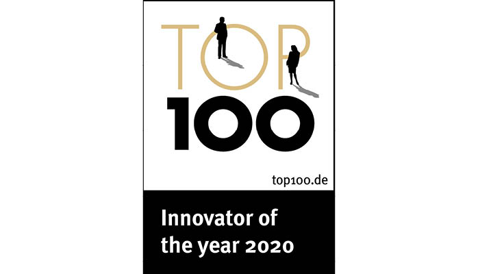 "va-Q-tec is awarded ""Innovator of the year 2020"""