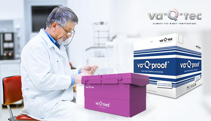 va-Q-tec stellt mehrere hundert Boxen für Corona-Diagnostik bereit