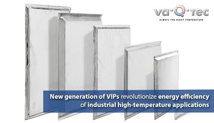 Neue Generation von Hightech-Dämmpaneelen revolutioniert Energieeffizienz industrieller Hochtemperatur-Anwendungen
