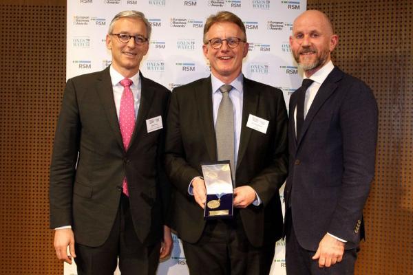 va-Q-tec erhält European Business Award