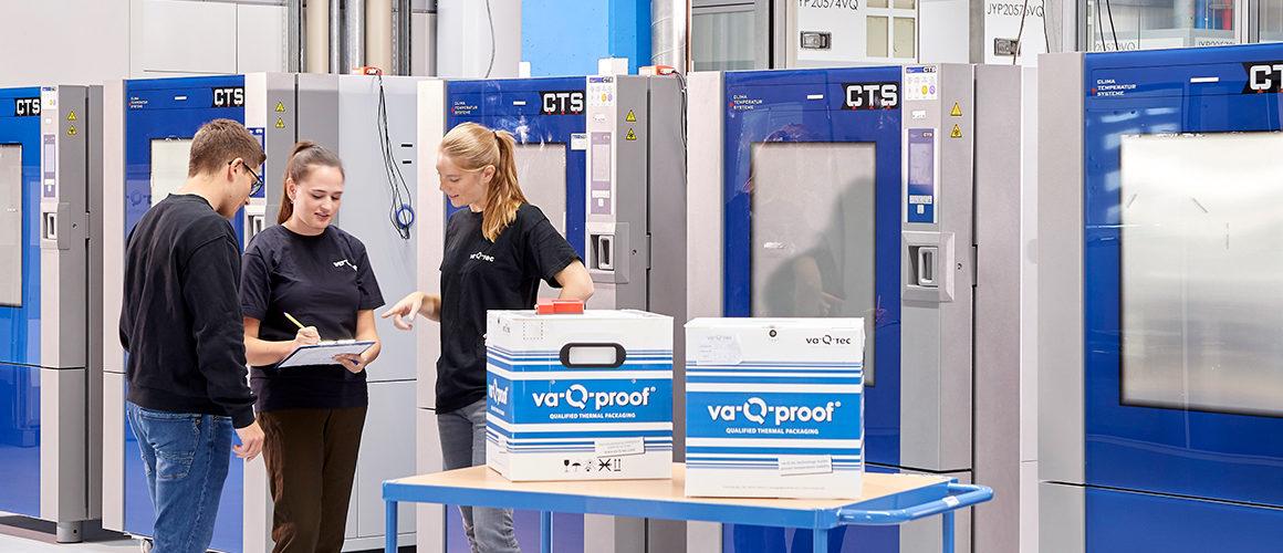 va-Q-tec erhält Auszeichnung für Wachstum und Innovationskraft